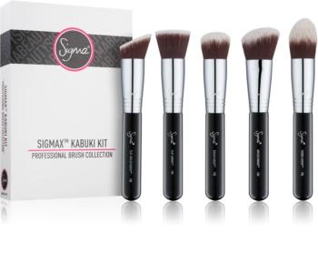 Sigma Beauty Sigmax set de pincéis