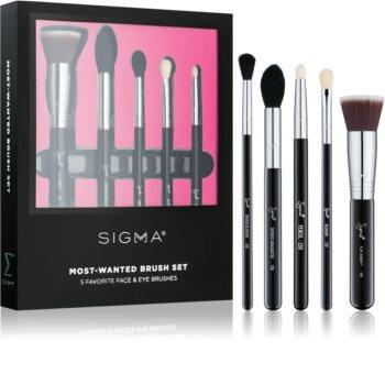 Sigma Beauty Brush Value Brush Set for Women