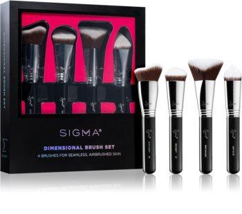 Sigma Beauty Dimensional Brush Set set di pennelli da donna