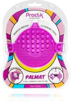 Sigma Beauty PALMAT® čisticí podložka na štětce