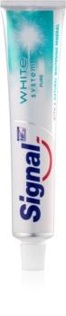 Signal White System Pure pasta de dinti pentru albire