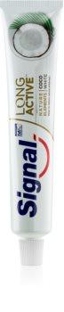 Signal Long Active Natural Elements зубная паста