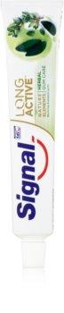 Signal Long Active Natural Elements Zahnpasta zum Schutz des Zahnfleisches