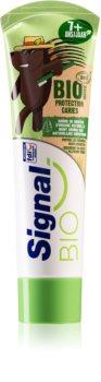 Signal Junior Bio Pasta de dinti pentru copii.