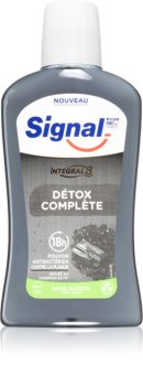 Signal Natural Elements Charcoal bain de bouche