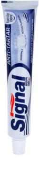 Signal Anti Tartar pastă de dinți impotriva cariilor dentare