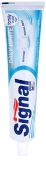 Signal Daily White pastă de dinți cu efect de albire
