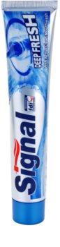 Signal Deep Fresh Tandkräm För frisk andedräkt