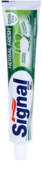 Signal Herbal Fresh pastă de dinți