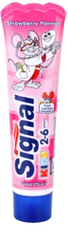 Signal Kids зубная паста для детей