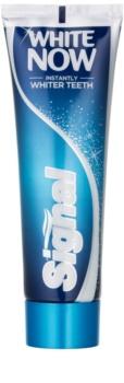 Signal White Now Zahnpasta mit bleichender Wirkung