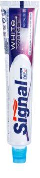 Signal White System Revitalize pasta de dentes remineralizadora com efeito branqueador