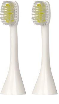 Silk'n ToothWave Soft têtes de remplacement pour brosse à dents sonique à piles soft