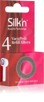 Silk'n VacuPedi náhradní filtry pro elektrický pilník na chodidla