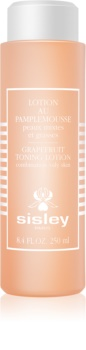 Sisley Grapefruit Toning Lotion tonikum pro mastnou a smíšenou pleť
