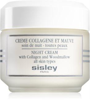 Sisley Night Cream with Collagen and Woodmallow ночной укрепляющий крем с коллагеном