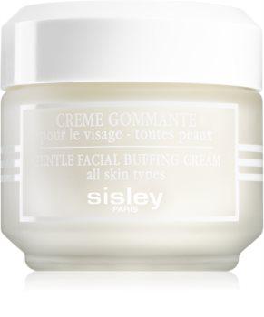 Sisley Gentle Facial Buffing Cream gyengéd peelinges krém