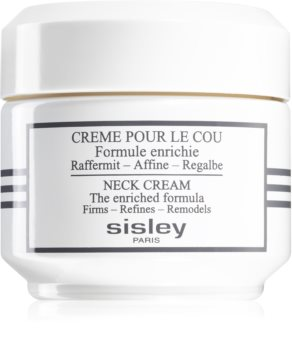 Sisley Neck Cream crema reafirmante para cuello y escote