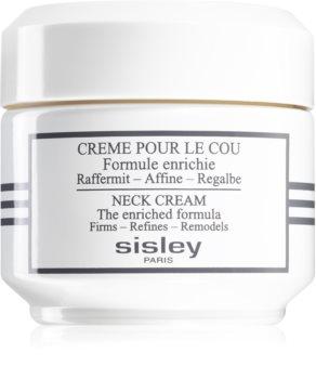 Sisley Neck Cream lift crema de fata pentru fermitate pentru gat si decolteu