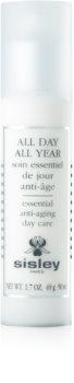 Sisley All Day All Year дневен защитен крем против стареене на кожата