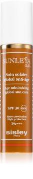 Sisley Sunleÿa zaščitna krema proti staranju kože SPF 30