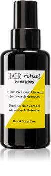 Sisley Hair Rituel парфюмирано масло за коса  за блясък и мекота на косата