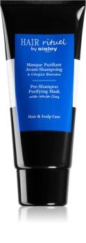 Sisley Hair Rituel Pre-Shampoo Purifying Mask почистваща маска  за коса и скалп