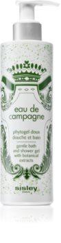 Sisley Eau de Campagne gel de duș mătăsos