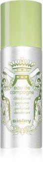 Sisley Eau de Campagne desodorizante em spray unissexo