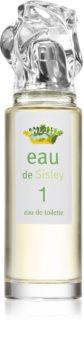 Sisley Eau de Sisley N˚1 toaletna voda za žene