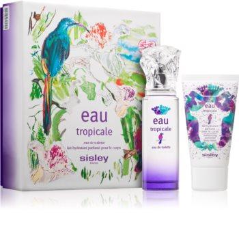 Sisley Eau Tropicale σετ δώρου I. για γυναίκες