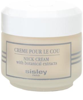 Sisley Neck Cream krém na krk a dekolt
