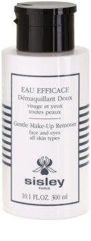 Sisley Eau Efficace água micelar suave para rosto e contorno dos olhos