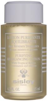Sisley Purifying Re-Balancing Lotion With Tropical Resins tonikum pro mastnou a smíšenou pleť