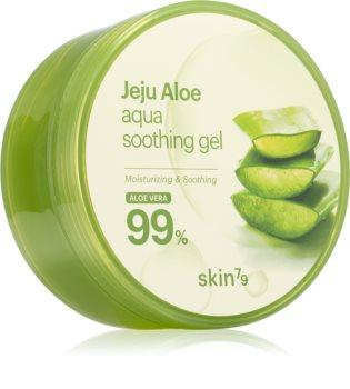 Skin79 Jeju Aloe Fugtgivende og lindrende gel Med Aloe Vera