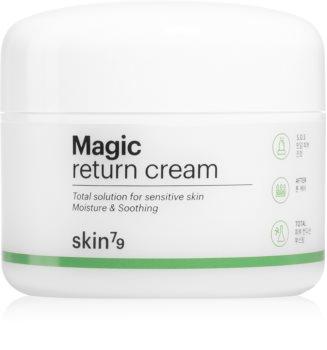 Skin79 Magic Return подхранващ успокояващ крем за чувствителна кожа, склонна към зачервяване