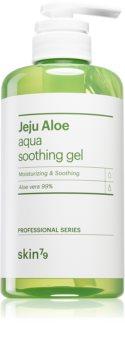 Skin79 Jeju Aloe hidratáló és nyugtató gél Aloe Vera tartalommal