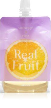 Skin79 Real Fruit Citrus regenerační gel na obličej a tělo