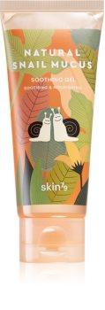 Skin79 Natural Snail Mucus хидратиращ и успокояващ гел  с екстракт от охлюв