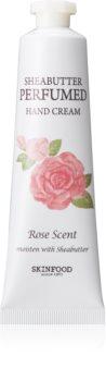Skinfood Sheabutter Rose Scent feuchtigkeitsspendende Creme für die Hände