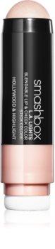 Smashbox L.A. Lights Lip & Cheek Color baume à lèvres et blush en un seul produit