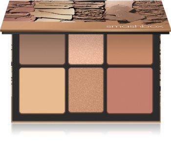 Smashbox Cali Contour Palette paleta para contorno de rostro