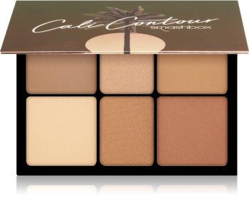 Smashbox Cali Contour Palette paleta para contorno de rosto