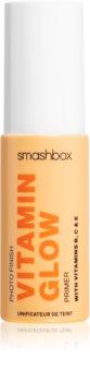 Smashbox Photo Finish Vitamin Glow aufhellender Make-up Primer