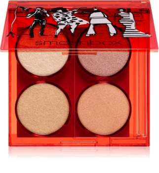 Smashbox Halo Cheek Palette палитра за лице