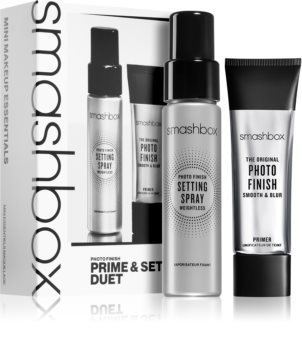 Smashbox Photo Finish Prime & Set Duet coffret cosmétique (pour femme)