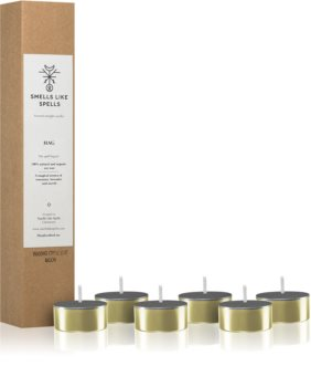 Smells Like Spells Norse Magic Hag vela de té ( purification/protection)