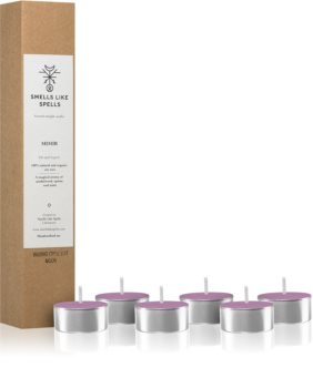 Smells Like Spells Norse Magic Mimir candela scaldavivande ( relaxation/meditation)