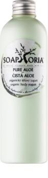 Soaphoria Pure Aloe organický tělový jogurt