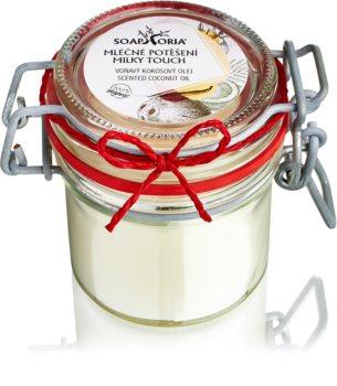 Soaphoria Milky Touch huile de coco bio